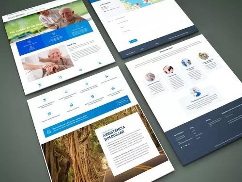 Criação de website wordpress profissional
