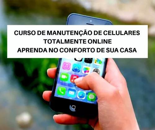 Curso completo de celular, smartfone