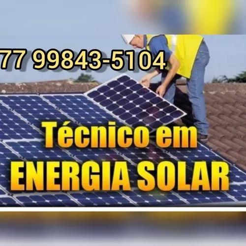Curso técnico de energia solar ¿