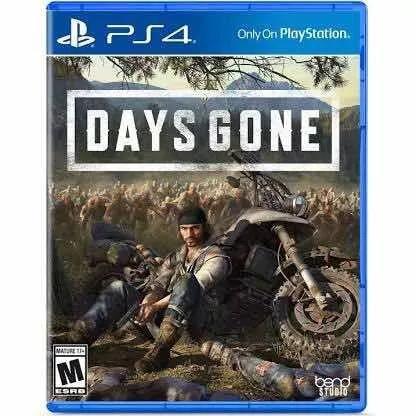 Days gone ps4 secundária