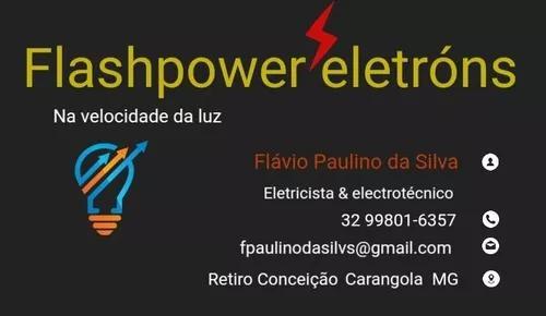 Elétrica residencial completa
