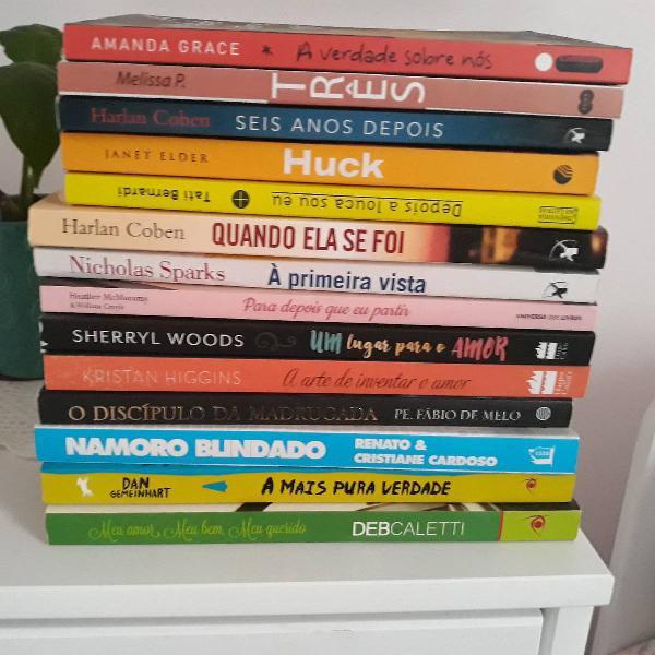 Livros diversos autores - 3 por r$:24,00