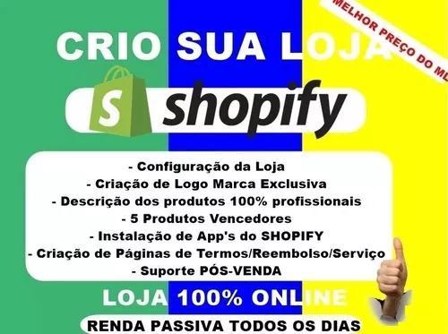 Loja online shopify com alta conversão(vendas)