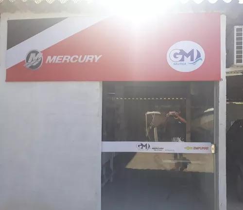 Manutenção preventiva e revenda autorizada mercury