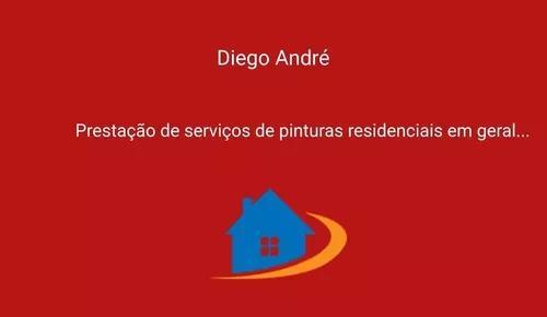 Prestação de serviços de pinturas residenciais e