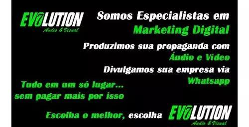 Produção de propaganda digital, vídeo promocional