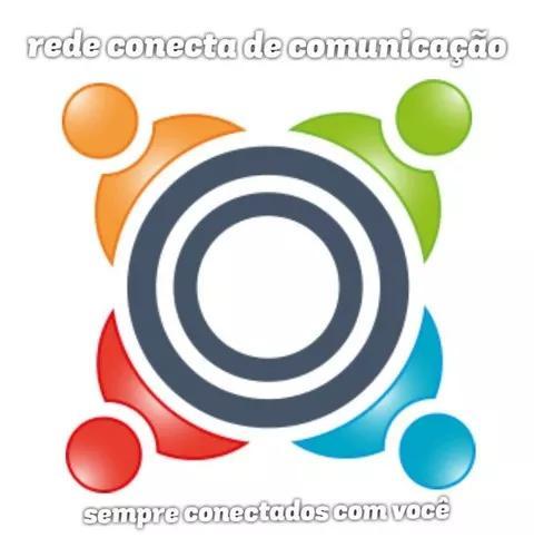 Rede conecta de comunicação