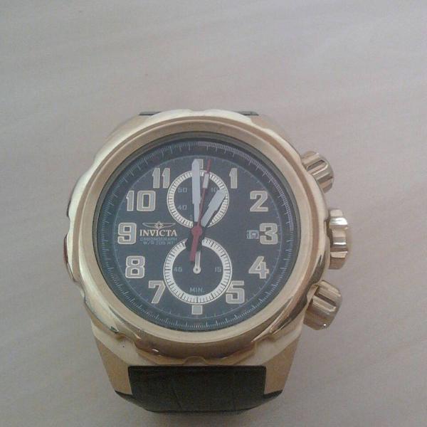 Relógio pra quem tem estilo!