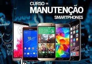 Seja técnico de celular android e iphone! básico ao