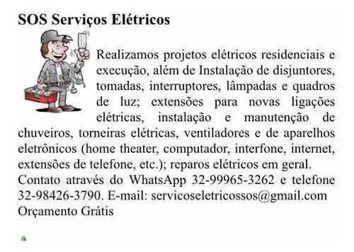 Servicos eletricos