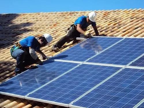 Serviços especializado instalação painéis fotovoltaico