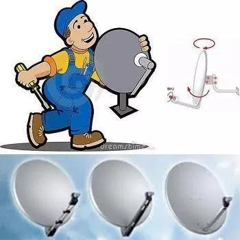 Técnico antenista instalador antenas digital satélite