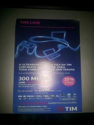 Tim live 150 mega