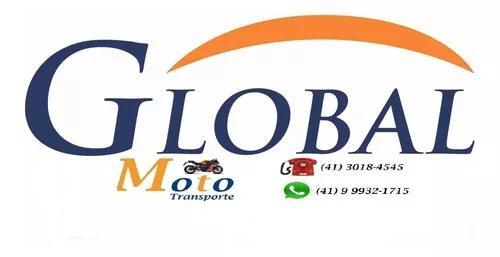 Transporte de motocicletas - global transportes