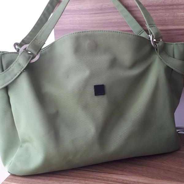 Bolsa verde da uncle k