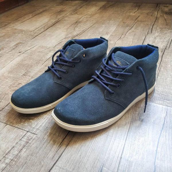 Botas timberland azul