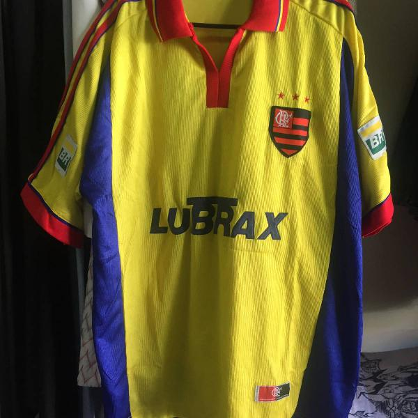 Camisa flamengo antigo 90s