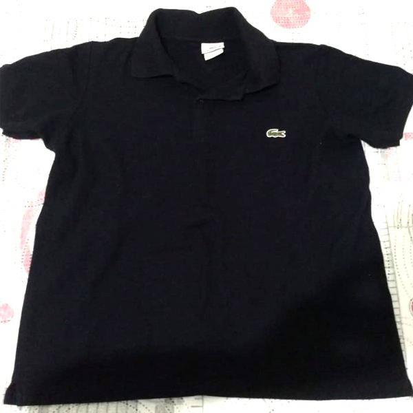 Camisa polo masculina lacoste