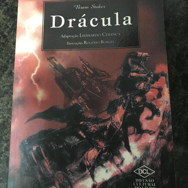 Drácula - livro
