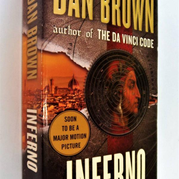 Inferno - author of the da vinci code - dan brown