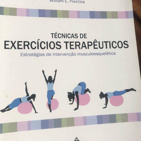 Técnicas de exercícios terapêuticos