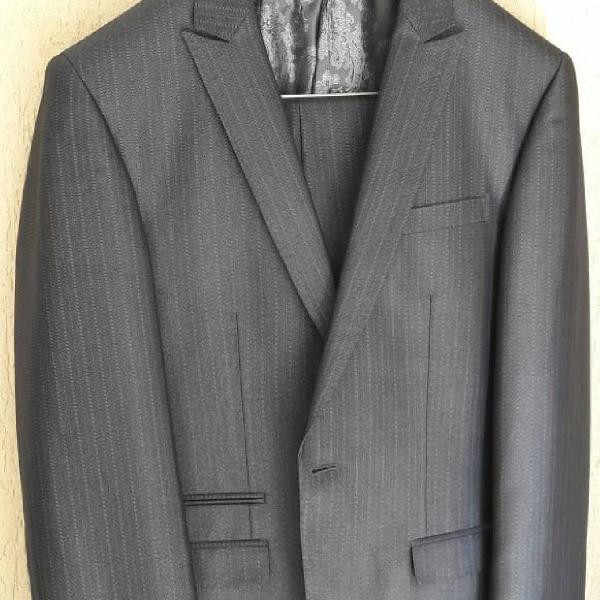 Terno stonebridge cinza - novo importado original - tamanho