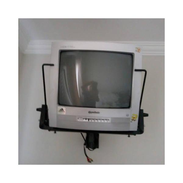 "Tv gradiente 14 polegadas ""lindíssima"""