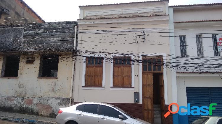 Alugo casa comercial, no centro, ao lado da marinha, 02 salas - manaus amazonas am