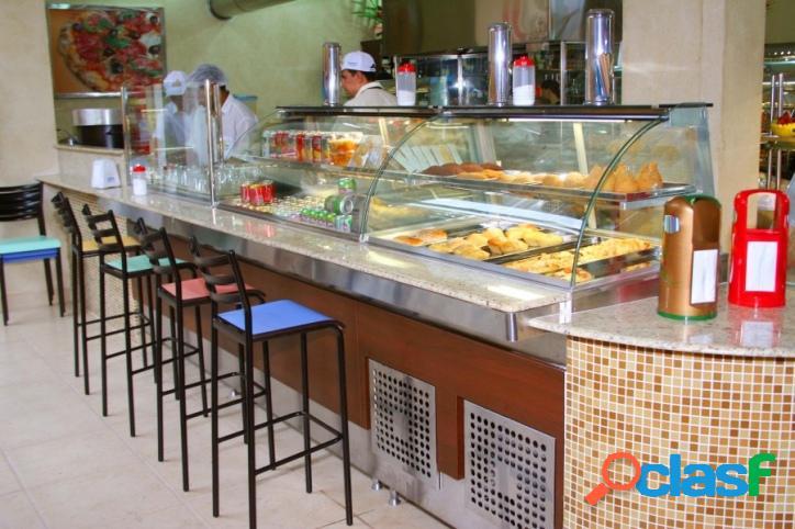 Mrs negócio vende restaurante e lancheria - porto alegre/rs