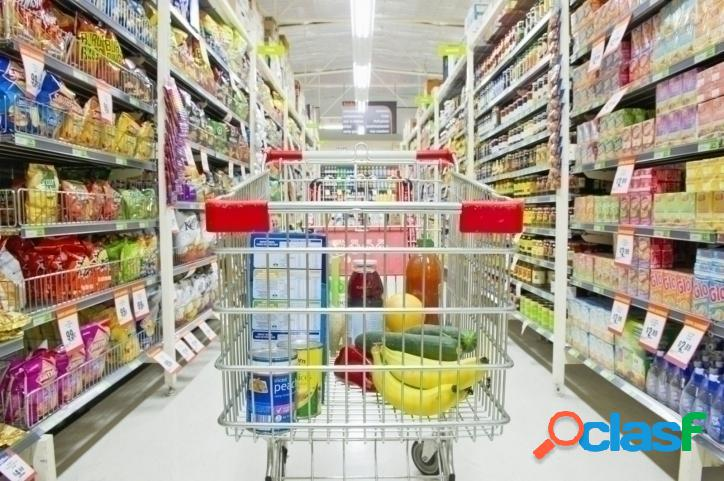 Mrs negócios vende - mercado completo 266m² - cachoeirinha