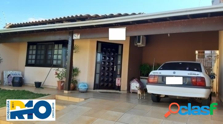 Casa a venda com 3 quartos sendo uma suíte, + edícula 150 m² construção