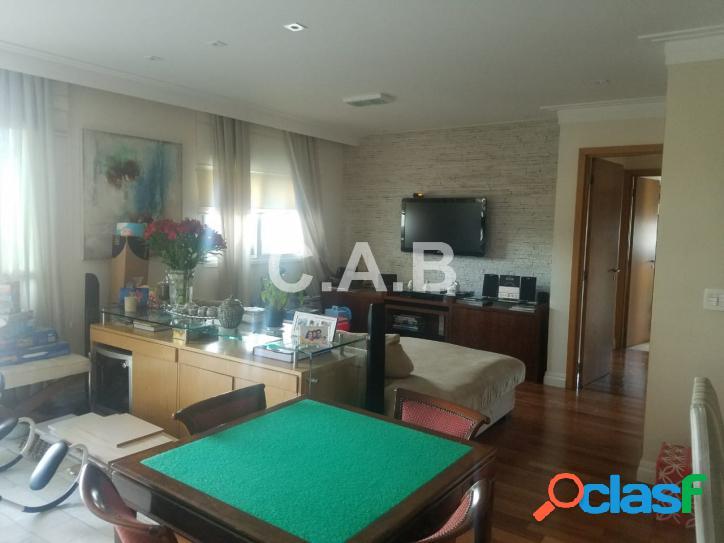 Apartamento mobiliado para venda resort tamboré alphaville