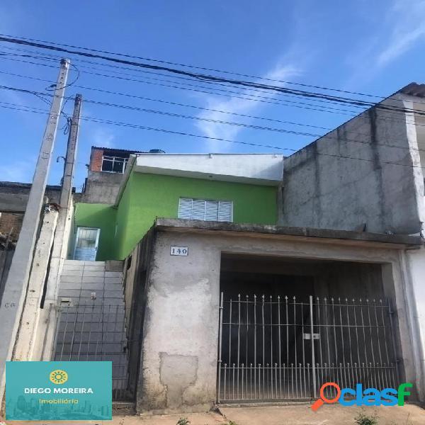 Casa em terra preta com 1 dormitório - área total 129 m²