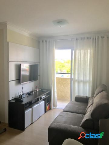 Riviera do Parque - 52m², 2 dormitórios e sala com sacada 1
