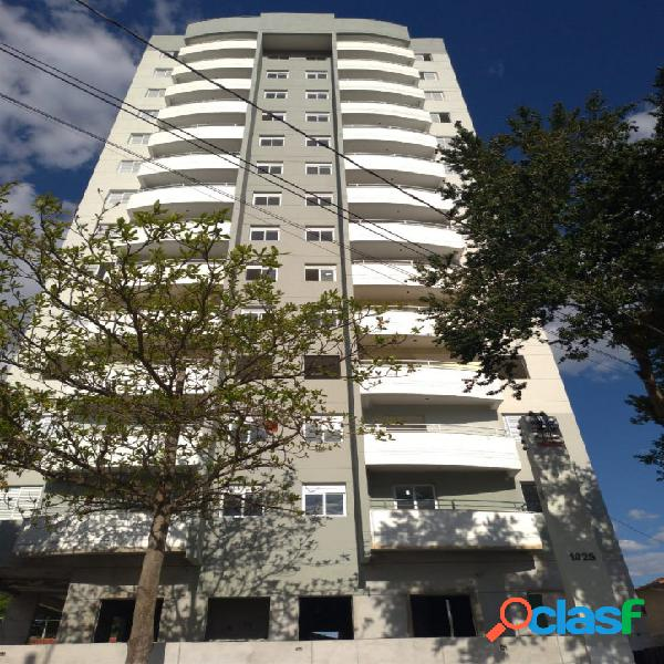 Zona sul - ed. toori - 65m², 2 dormitórios, suíte e varanda