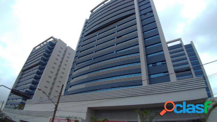 Centro empresarial aquarius - loja térrea de 107m² - 1 vg