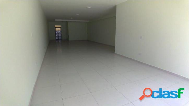 Residencial de ville - salão comercial + casa