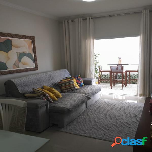 Zona sul - apto de 65m², 2 dormitórios, suíte e varanda