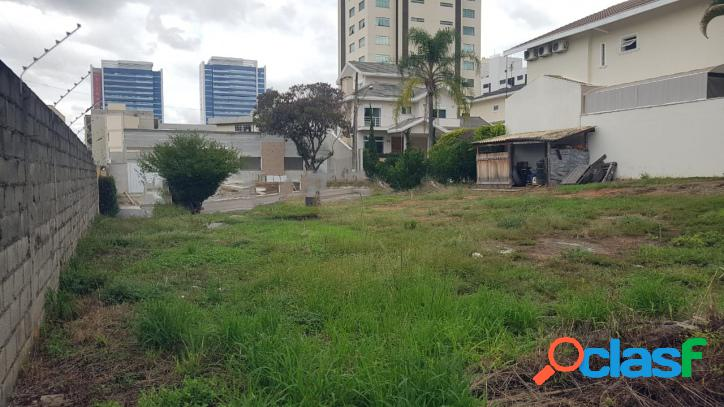 Raridade no aquarius iv - terreno de 560m²