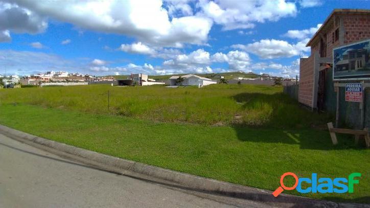 Urbanova - terreno de 451m², totalmente plano
