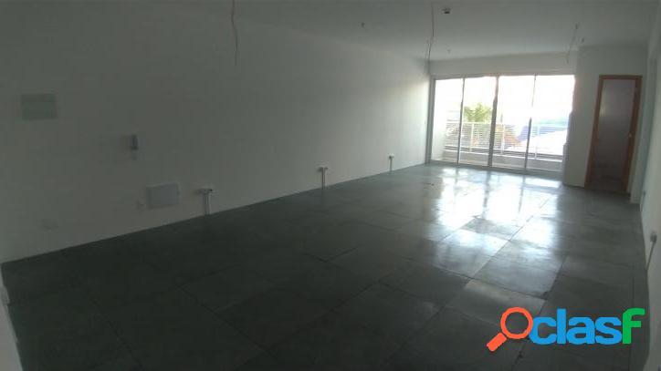 811 Executive Offices - sala de 52m², 2 vagas, sacada