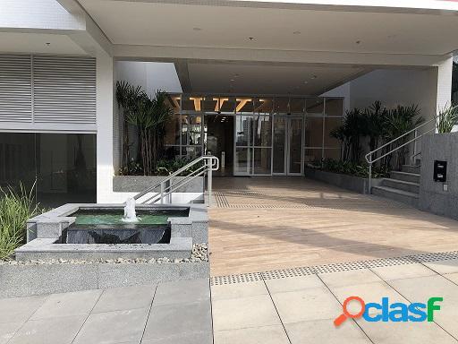 Jardim aquarius - sala de 33m², ar condicionado e vaga coberta