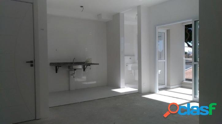 Jardim américa - apto novo, 61m², 2 dormitórios, suíte, sacada gourmet e vaga coberta