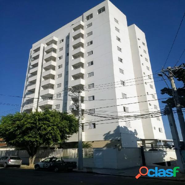 Parque industrial - apto 63m², 2 dormitórios, suíte, sacada - sol da manhã