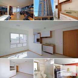 Apartamento com 1 quarto à venda no bairro sul, 40m²