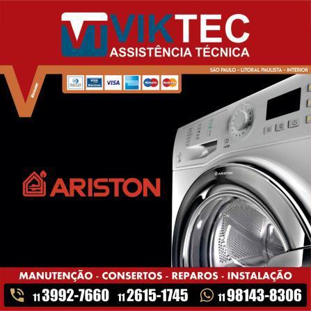 Assistência técnica ariston eletrodomésticos