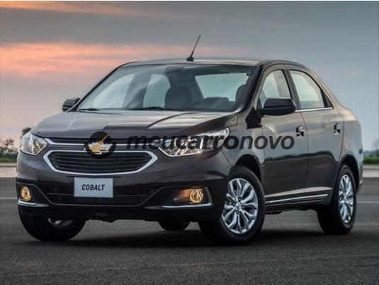 Chevrolet cobalt ltz 1.8 8v econo.flex 4p mec. 2018/2019