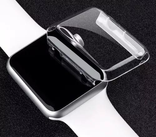 Case acrílico apple watch 42mm proteção total serie 2 1