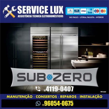 Eletrodomésticos assistência técnica profissional