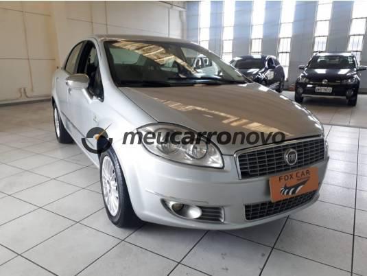 Fiat linea absolute 1.9/1.8 flex dualogic 4p 2009/2010